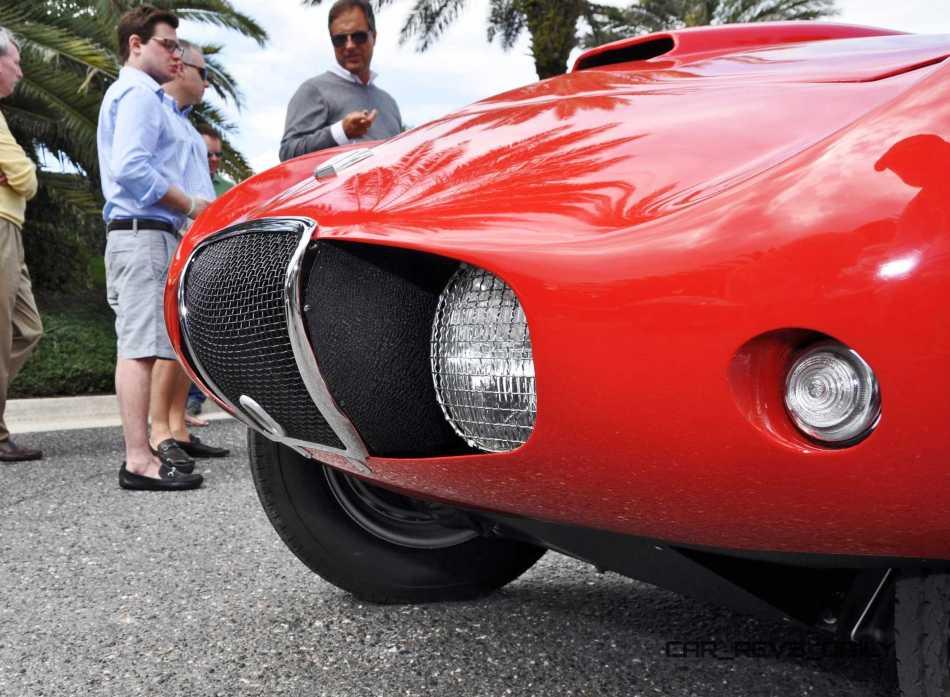 1956 Arnolt-Bristol Deluxe Roadster by Bertone 10