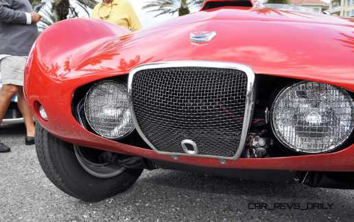 1956 Arnolt-Bristol Deluxe Roadster by Bertone 13