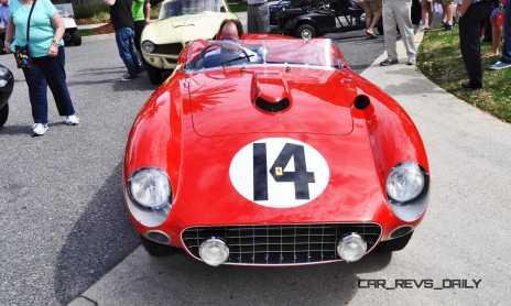 1956 Ferrari 290MM 11