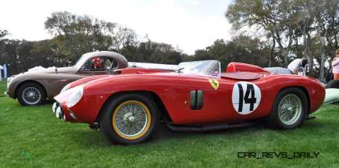 1956 Ferrari 290MM 31