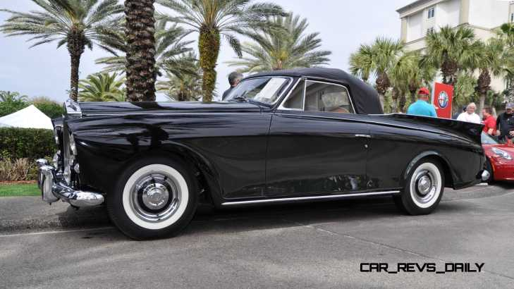 1958 Rolls-Royce Silver Cloud Honeymoon Express 17