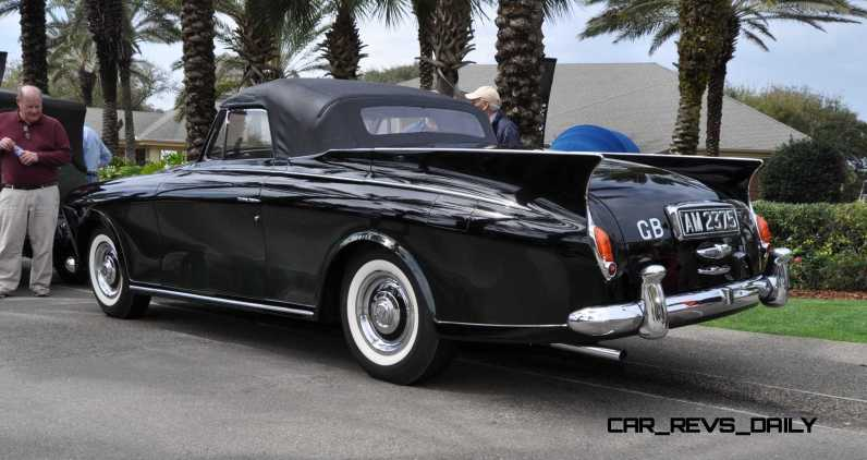 1958 Rolls-Royce Silver Cloud Honeymoon Express 9
