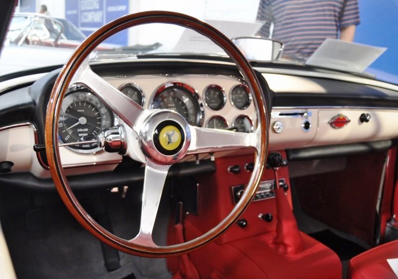1961 Ferrari 250GT Series II Cabriolet 28
