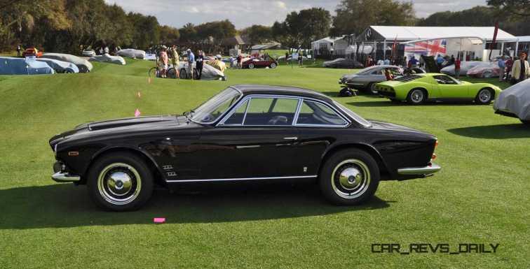 1965 Maserati Sebring 3500 GTi Series I 21