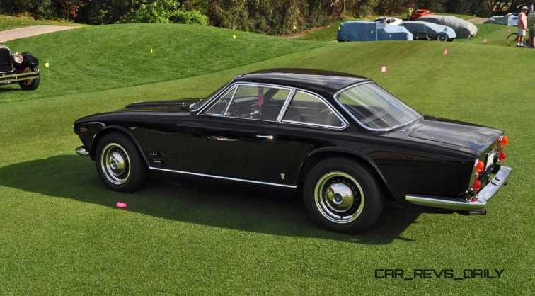1965 Maserati Sebring 3500 GTi Series I 25