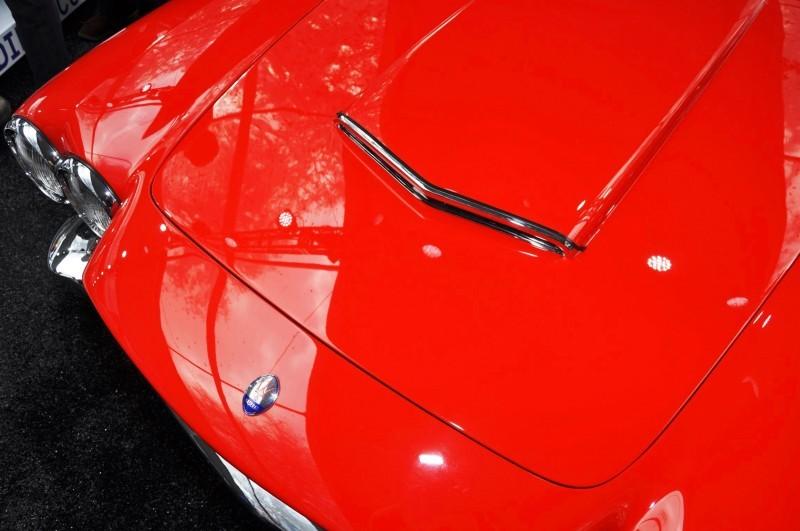 1965 Maserati Sebring Red 12