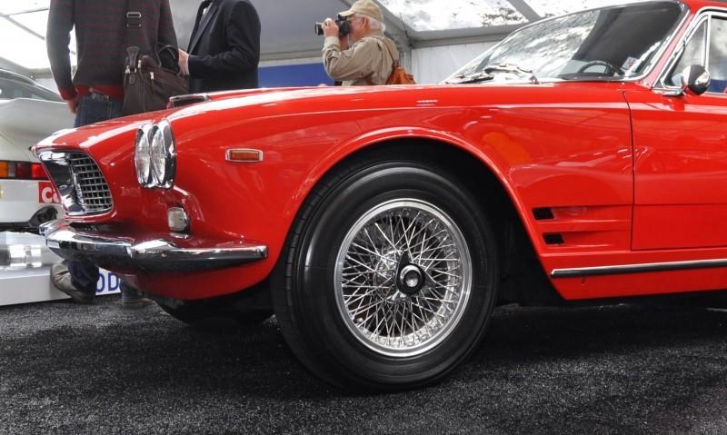 1965 Maserati Sebring Red 21