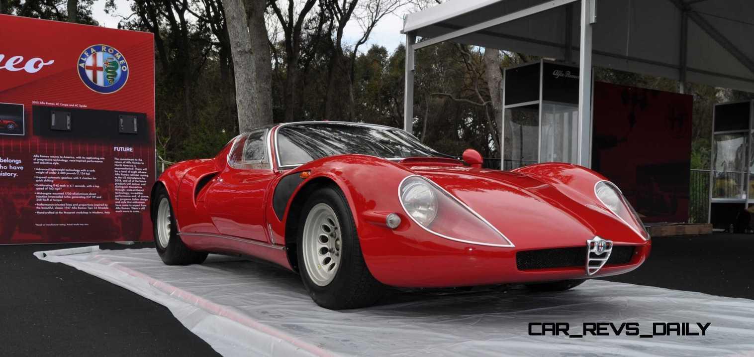 1967 Alfa Romeo 33 Stradale 6