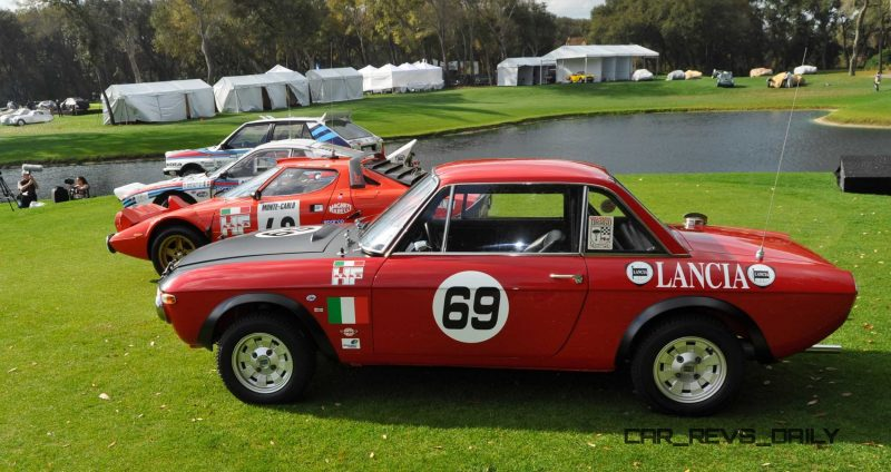 1969 Lancia Fulvia 22