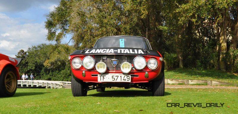 1969 Lancia Fulvia 4
