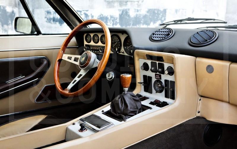 1973 Lamborghini Espada 5