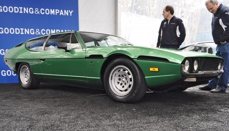 1973 Lamborghini Espada III 8