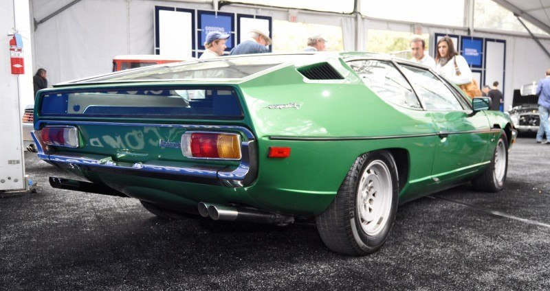 1973 Lamborghini Espada III 9