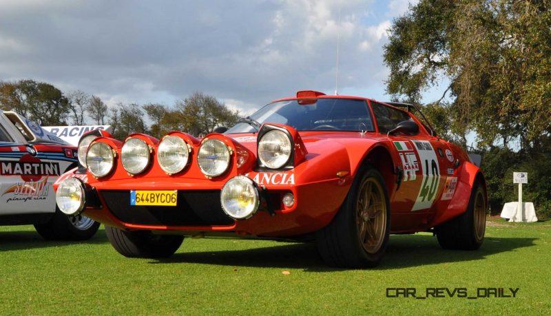 1975 Lancia Stratos Rally Car  13