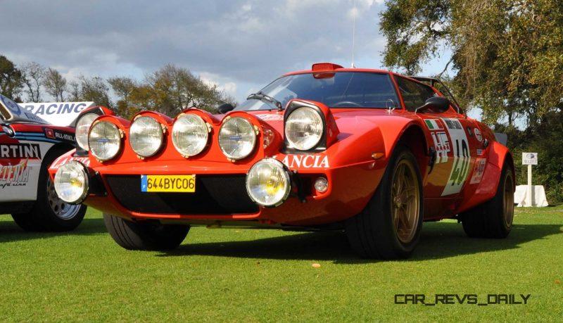 1975 Lancia Stratos Rally Car  15