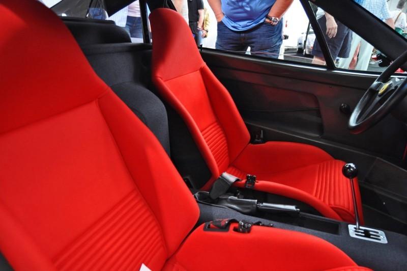 1991 Ferrari F40 13