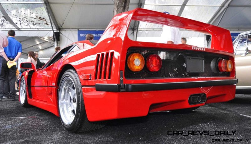 1991 Ferrari F40 31