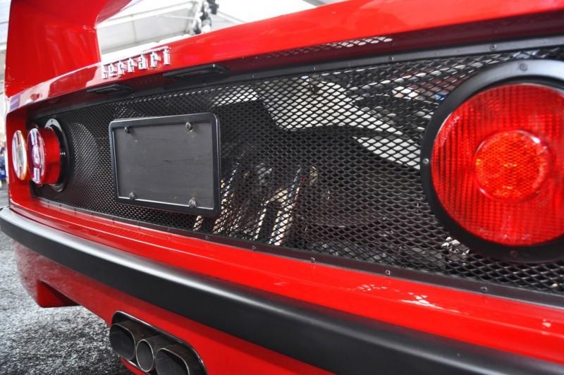 1991 Ferrari F40 36