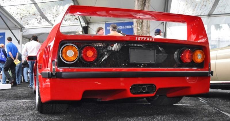 1991 Ferrari F40 41