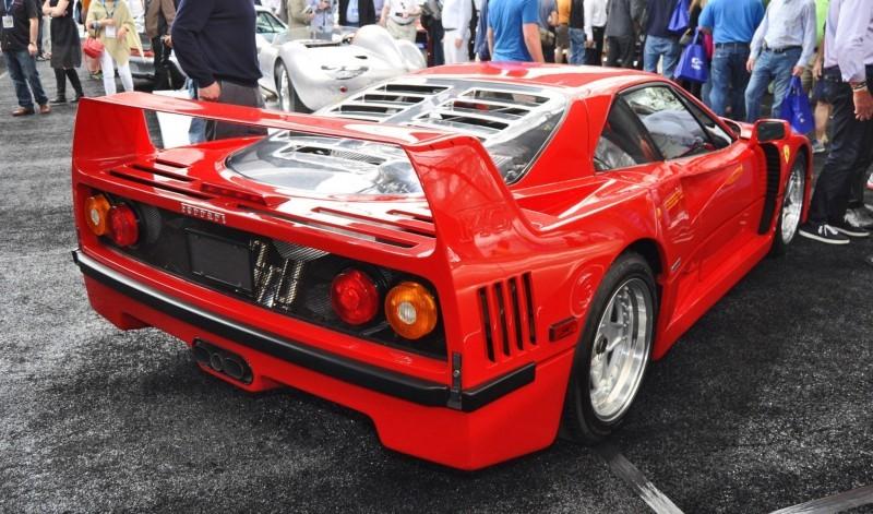 1991 Ferrari F40 8