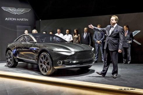 2015 Aston Martin DBX Concept 20