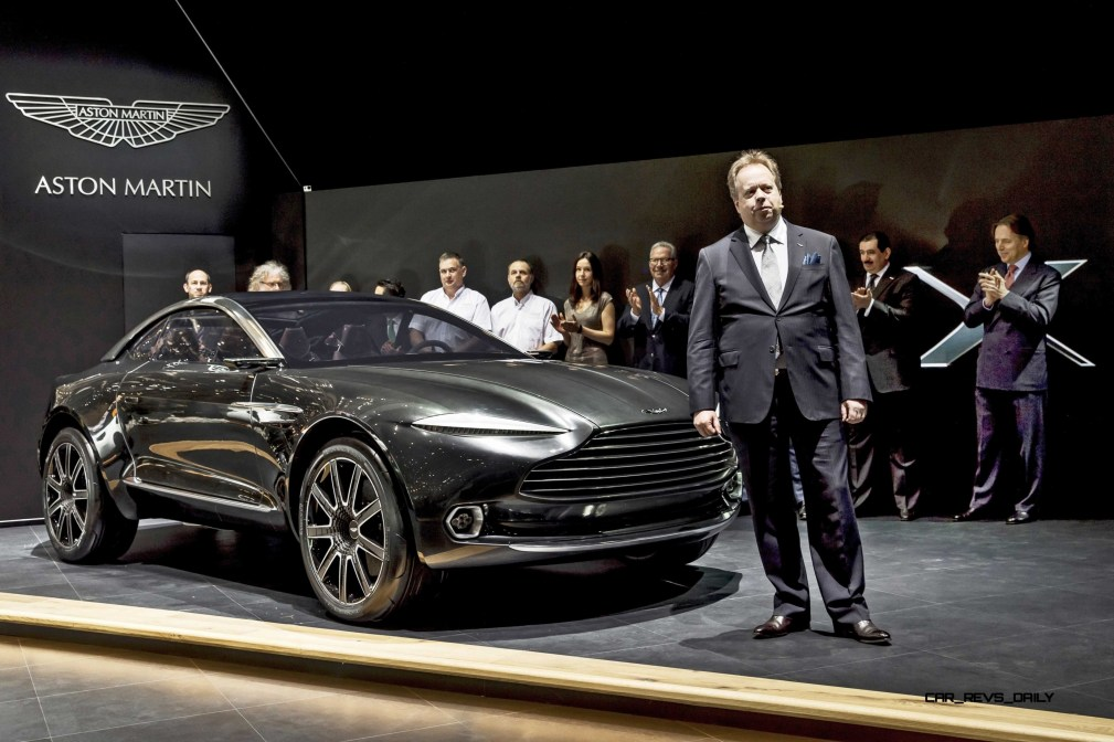 2015 Aston Martin DBX Concept 22