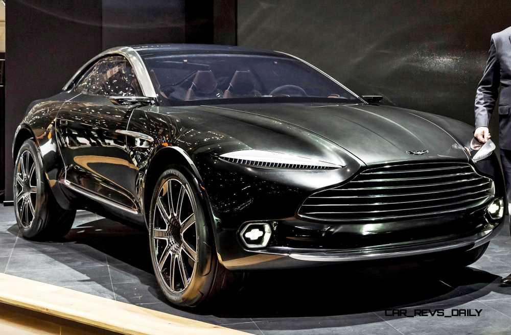 2015 Aston Martin DBX Concept 31