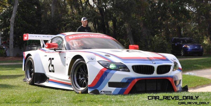 2015 BMW Z4 GTLM CSL Homage Livery 30