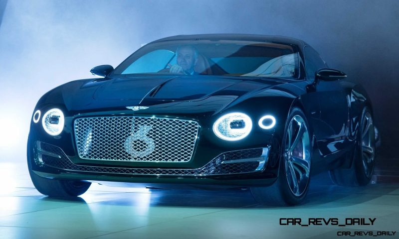 2015 Bentley EXP10 Speed6 Concept 1