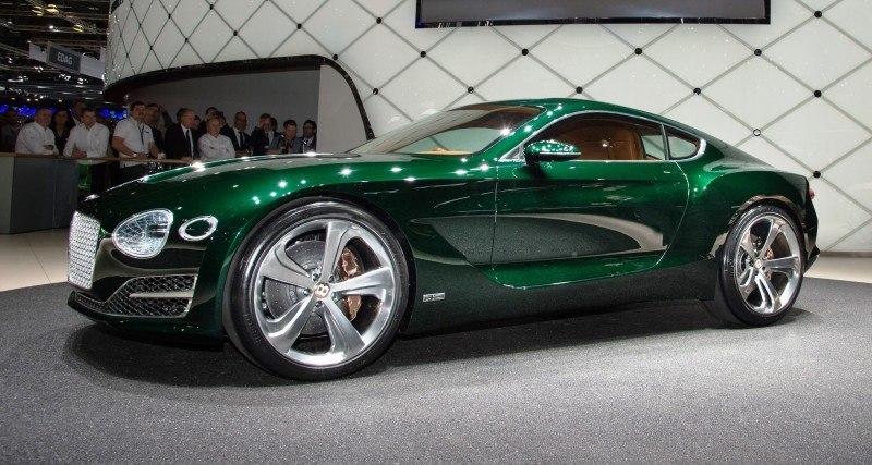 2015 Bentley EXP10 Speed6 Concept 12