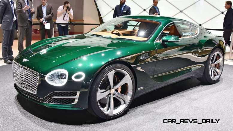2015 Bentley EXP10 Speed6 Concept 19