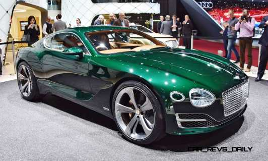2015 Bentley EXP10 Speed6 Concept 5