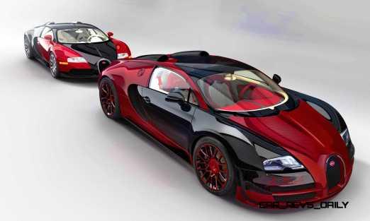 2015 Bugatti VEYRON FINALE 12
