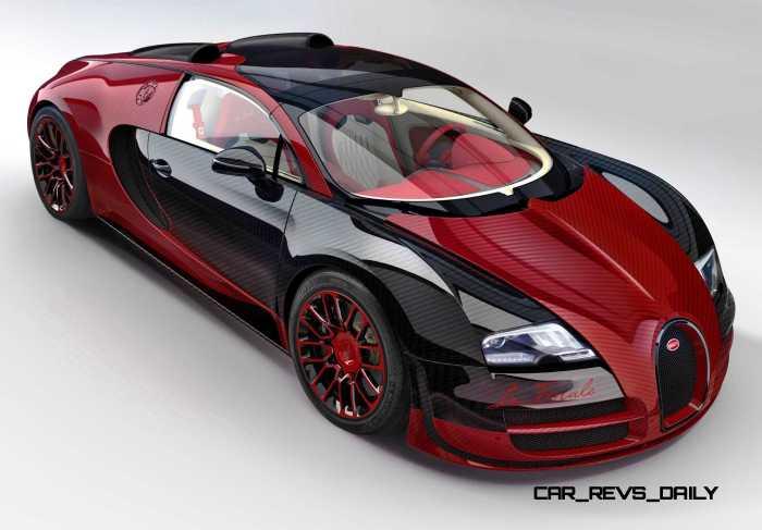 2015 Bugatti VEYRON FINALE 13