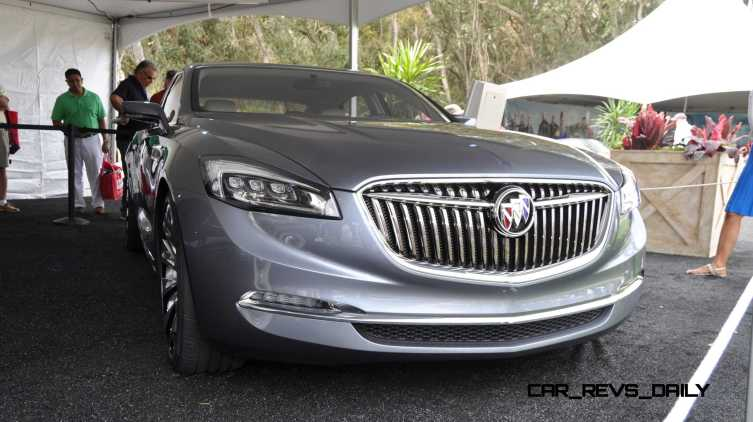 2015 Buick Avenir Concept with Y-Job in Amelia Island 21