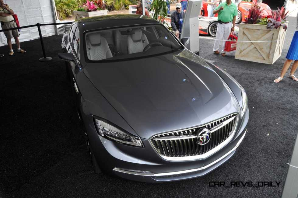 2015 Buick Avenir Concept with Y-Job in Amelia Island 28