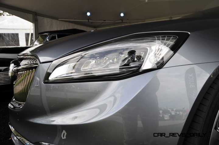 2015 Buick Avenir Concept with Y-Job in Amelia Island 47