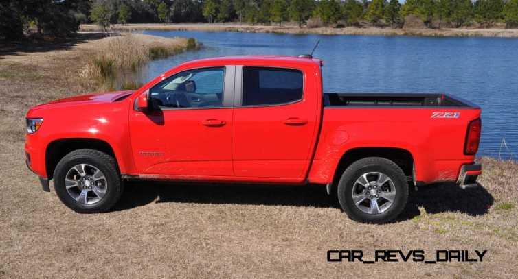 2015 Chevrolet Colorado Z71 56