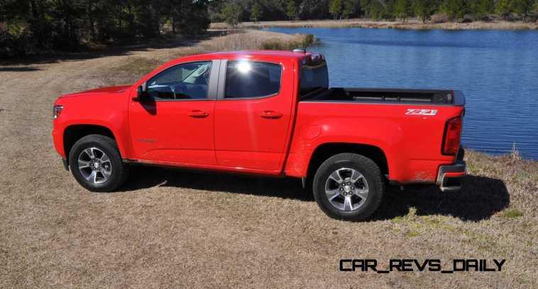 2015 Chevrolet Colorado Z71 57