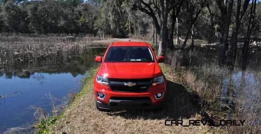 2015 Chevrolet Colorado Z71 89