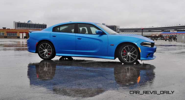 2015 Dodge Charger RT Scat Pack in B5 Blue 22