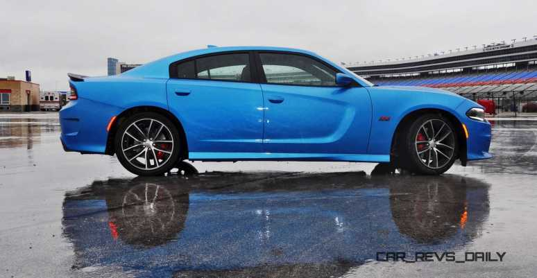 2015 Dodge Charger RT Scat Pack in B5 Blue 26