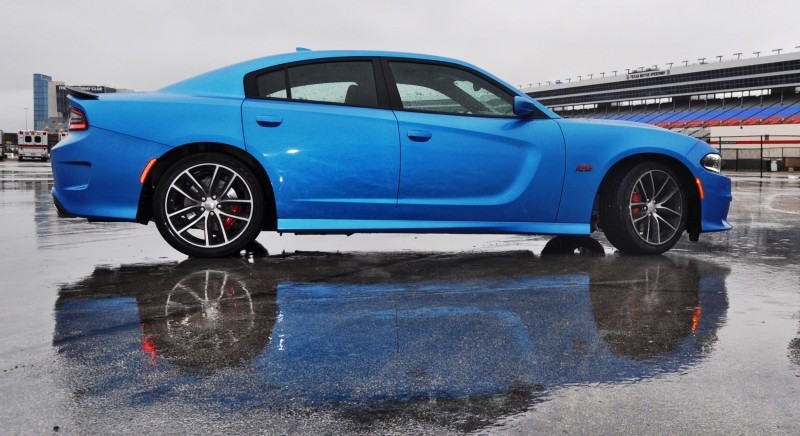 2015 Dodge Charger RT Scat Pack in B5 Blue 27