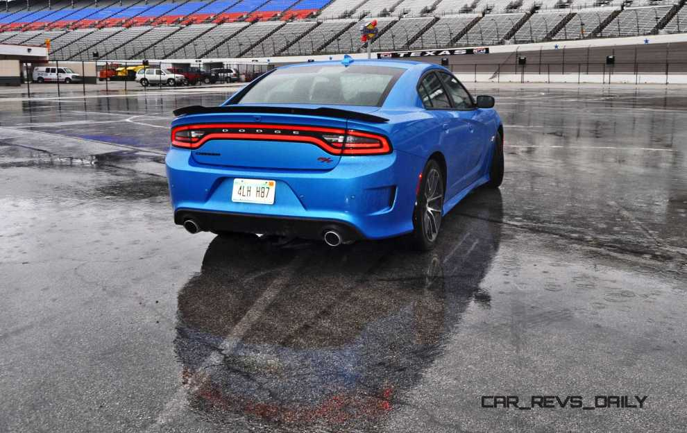 2015 Dodge Charger RT Scat Pack in B5 Blue 35