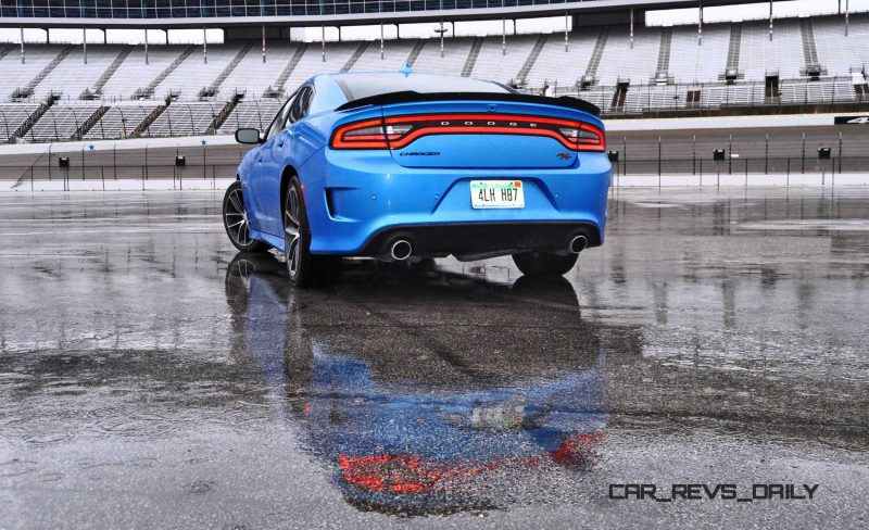 2015 Dodge Charger RT Scat Pack in B5 Blue 42