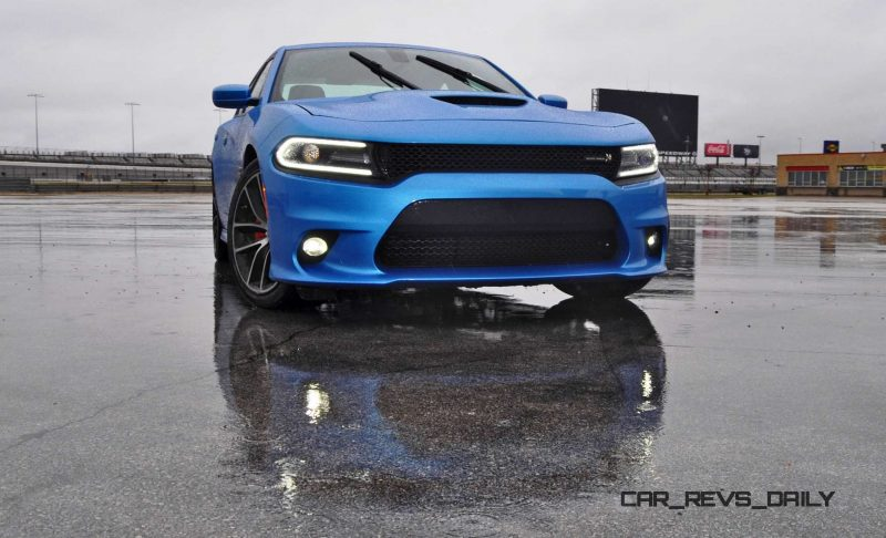 2015 Dodge Charger RT Scat Pack in B5 Blue 5