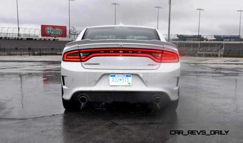 2015 Dodge Charger SRT HELLCAT Review 68