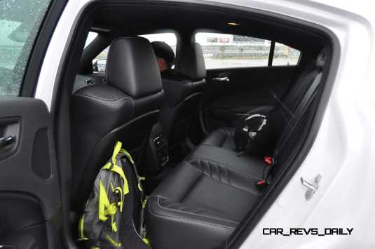 2015 Dodge Charger SRT HELLCAT Review 74