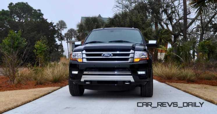 2015 Ford Expedition Platinum EL 20