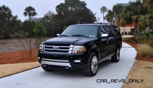 2015 Ford Expedition Platinum EL 23